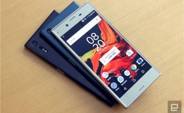 Xperia XZ zgjedhet telefoni më i mire për 6 muajt e parë të 2016