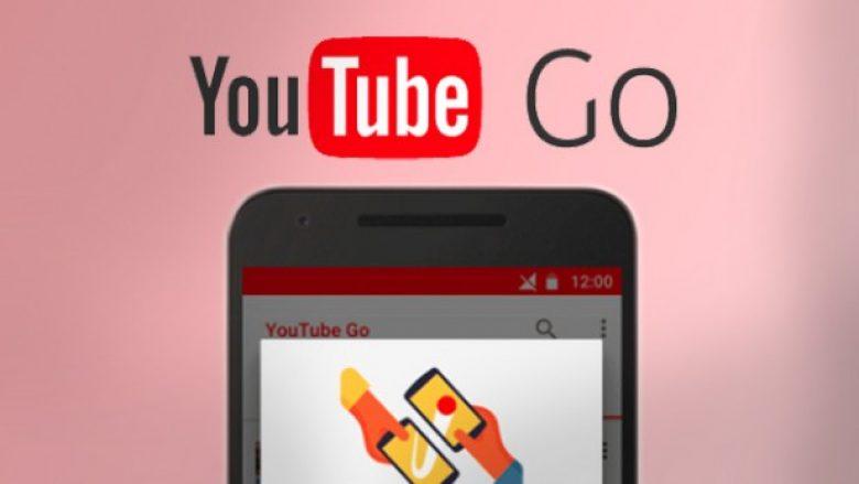 YouTube Go arrin në Indi fillimisht