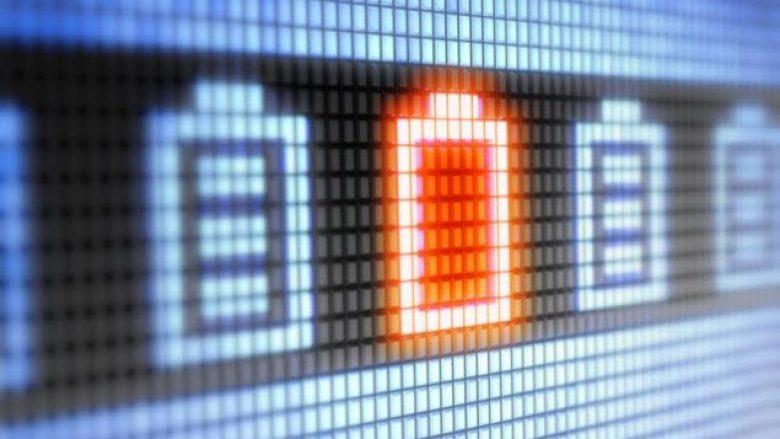 Vitin e ardhshëm priten telefonat me bateri që mbushet për pesë minuta