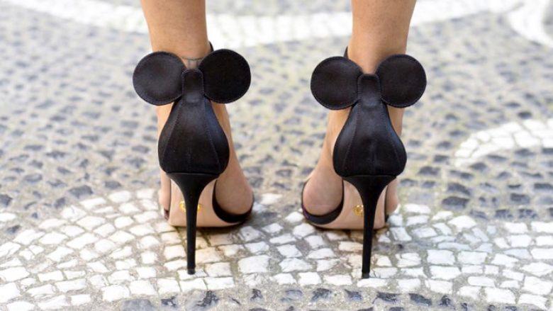 Vështirë se nuk do të bini në dashuri me taket e reja 'Minnie Mouse' (Foto)