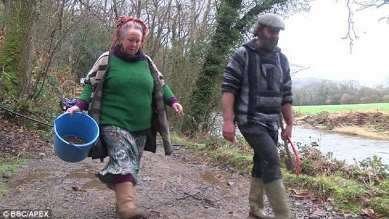 Çifti që ka alergji luksin (Foto)