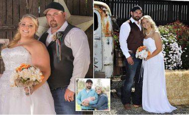 Njihuni me çiftin që ka arritur të humb 143 kilogramë, për të realizuar ëndrrën e kamotshme (Foto)