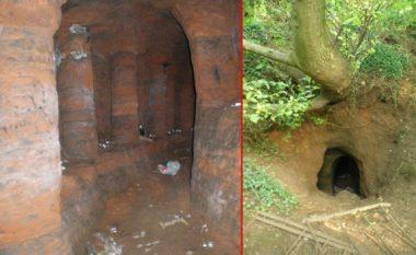 Vendosën ta ndjekin lepurin që u fut në një vrimë – mbetën të shokuar kur e zbuluan një vend mistik (Foto)