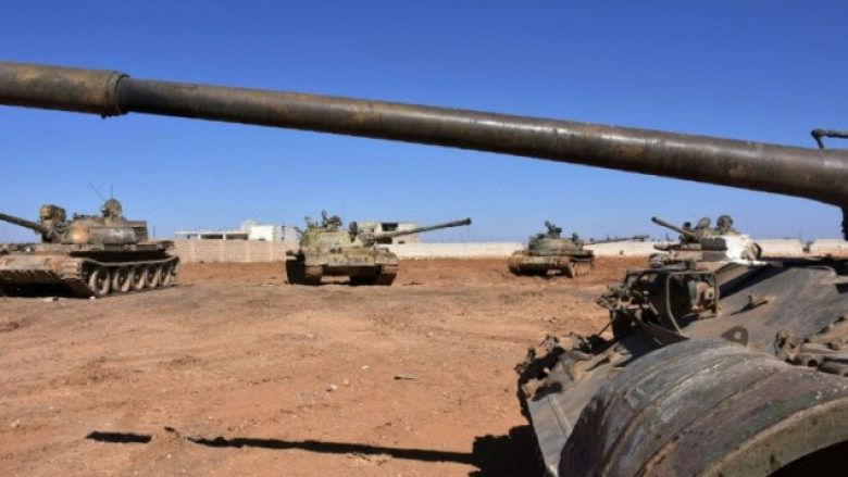 Pas sulmit të ISIS-it, ushtria siriane rimerr kontrollin në dy fshatra