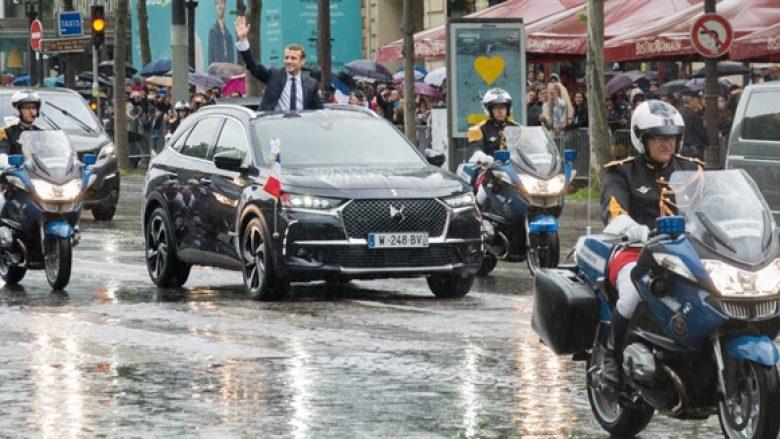 Njihuni me veturën presidenciale të Emmanuel Macron (Foto/Video)
