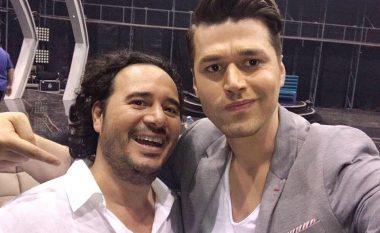 Olen Cesari i bashkohet Alban Skënderajt në koncertin madhështor në Prishtinë
