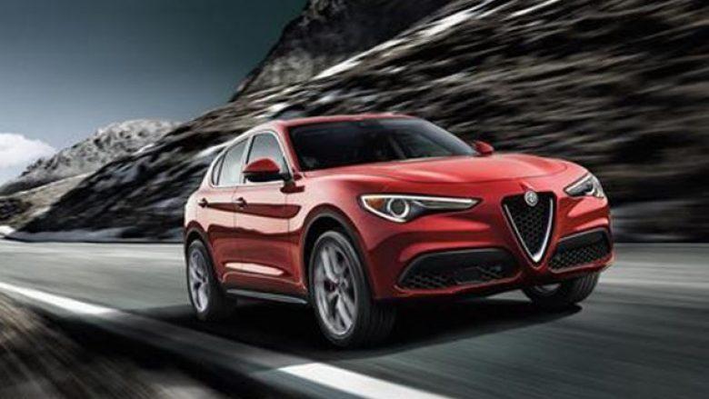 Alfa Romeo Stelvio, me çmim të ulët në krahasim me modelet rivale (Foto)