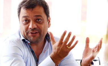 Disa të dhëna për Koço Angjushev, zëvendëskryeministër i ri i Maqedonisë