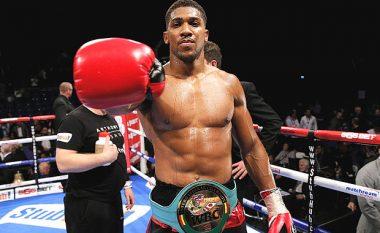 Joshua nuk është më i forti në botë: Kjo është renditja e top 10 boksierëve (Foto)