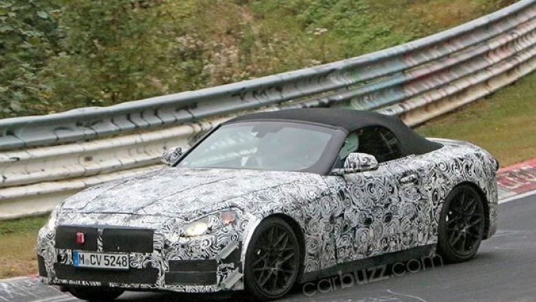 BMW Z5 do të lansohet me një emër tjetër (Foto)