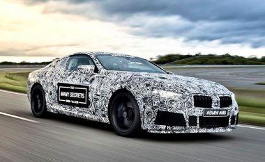 BMW rikthen modelin M8 (Foto)