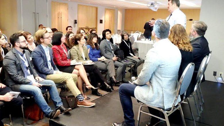 """Eksperti i """"komunikimit në kohë krizash"""" më 12 maj në Shkup"""