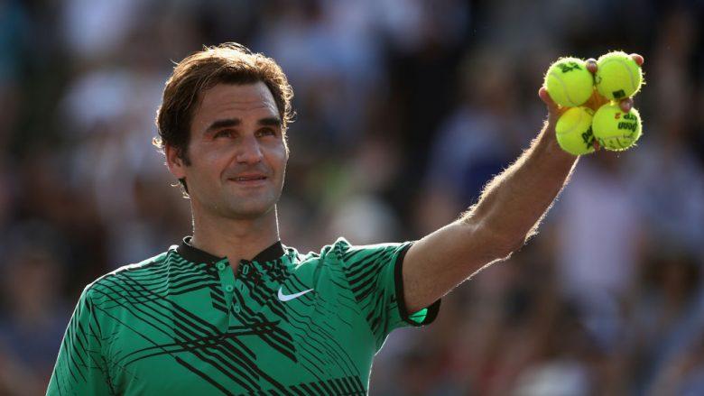 Federer tërhiqet nga Roland Garros