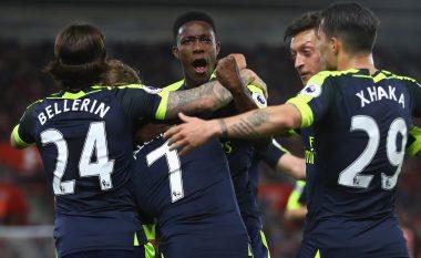 Arsenal ia vazhdon kontratën yllit të skuadrës