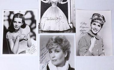 Gjendet koleksioni me autografet e të famshmëve (Foto)