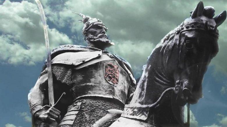 Zef Valentini: Skënderbeu ishte dy metra i gjatë!