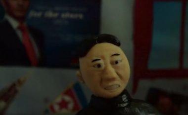 Kërcënohet kreatori i kukullës së Kim Jong-un (Video)