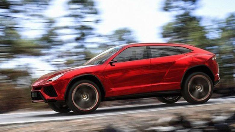 Me 650 kuajfuqi, Lamborghini Urus do të kryesojë mbi makinat SUV (Foto)