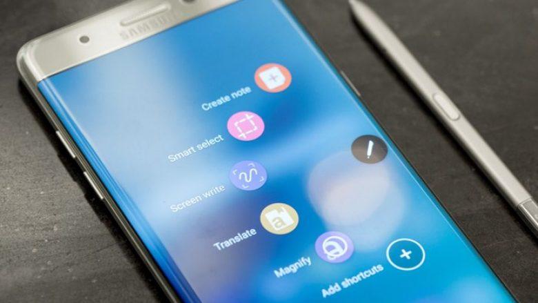 Samsung nuk heq dorë nga Note 7, e lanson variantin 7R në Kinë dhe Kore të Jugut