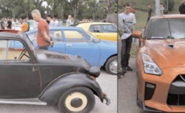 Zgjidhet vetura më e vjetër në Maqedoni (Foto)