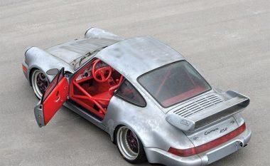 Porsche Carrera e vozitur vetëm dhjetë kilometra është shitur për dy milionë euro (Foto)