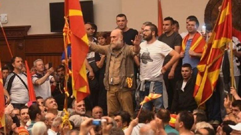 MPB sqaron pse nuk është kryer kontroll tek kumanovari i cili ka marrë pjesë në ngjarjet në Kuvend