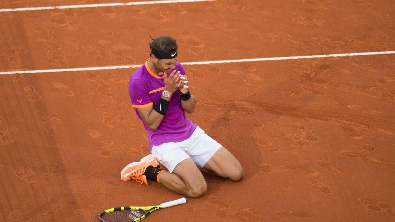 Madrid Open, Nadal fiton titullin e pestë në këtë turne