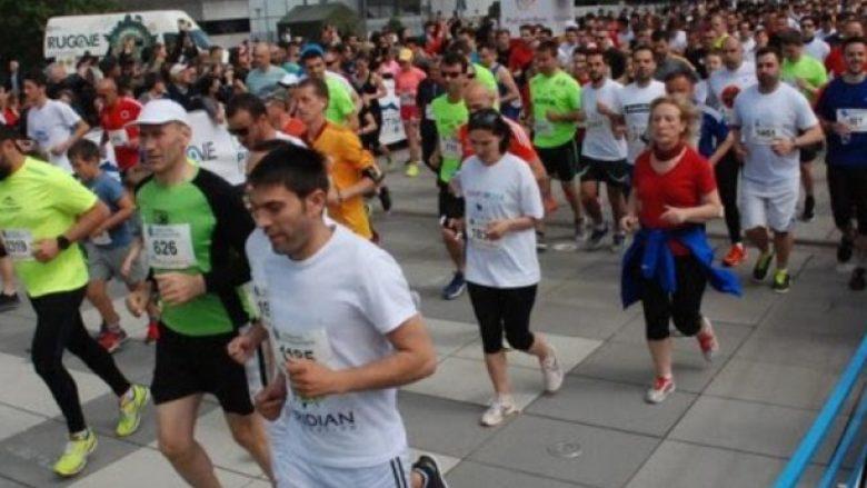 Sot gjysmë-maratona 'Prishtina 2017'