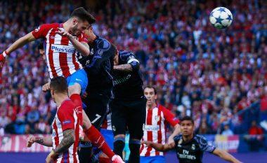 CR7 dhe Ramos njihen si lojtarë të mirë me kokë, por ata dështuan te goli i Saul (Foto/Video)