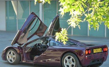 Shëtitja me McLarenin që kushton 16 milionë euro (Video)
