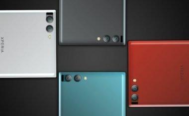 Sony Xperia XZ Premium me dy kartela dhe microSD