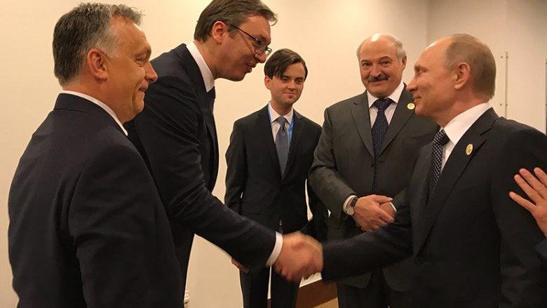 """Rusët alarmojnë Serbinë: Në qershor nis projekti për """"Shqipërinë e Madhe"""""""
