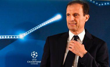 Allegri: Real Madridi favorit për ta fituar Ligën e Kampionëve