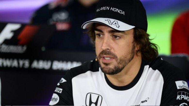 Fernando Alonso rikthehet te Ferrari