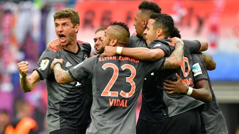 Ekipi i sezonit në Bundesliga, dominojnë futbollistët e Bayernit (Foto)