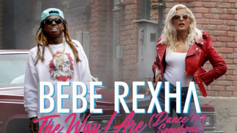 Bebe Rexha publikon këngën në bashkëpunim me Lil Waynen (Video)