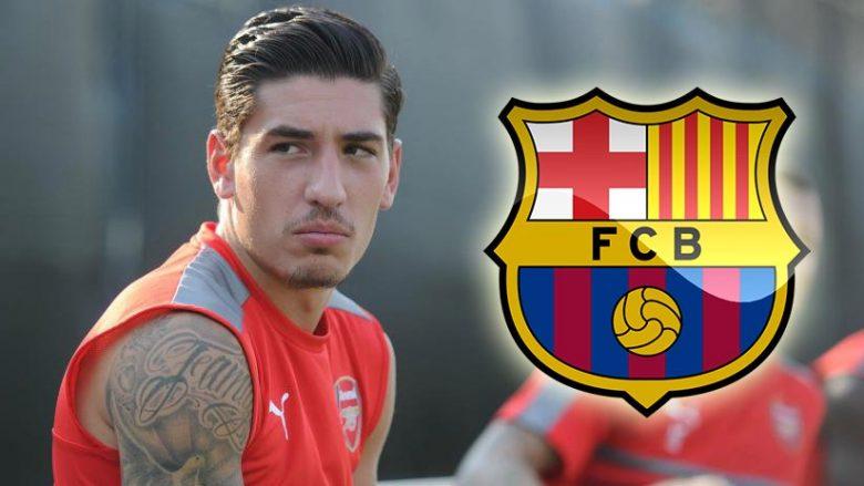 Barça 'rrëmben' Bellerinin nëse Arsenali nuk përfundon në katërshe