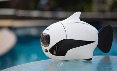 BIKI është droni i parë për xhirim 4K nën ujë! (Video)