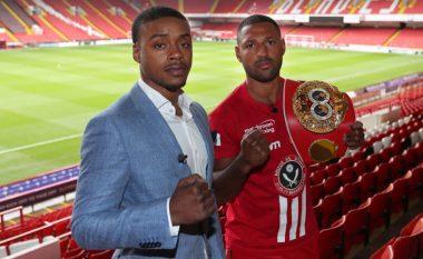 Dueli i boksit për titullin IBF nën masa të rrepta sigurie, nuk do të lejohen çantat në stadium