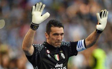 Shqetësim te Juventusi, Buffon nuk stërviti sot me skuadrën