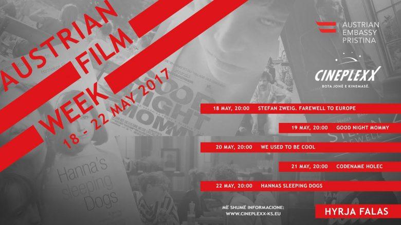 Austrian Film Week sjellë filma FALAS për të gjithë! (Foto)