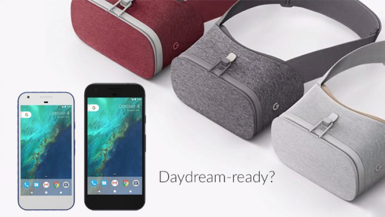 Google, Lenovo dhe HTC bashkëpunojnë për Daydream VR