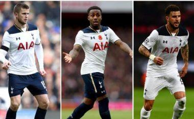 Tre yje kërkojnë largimin nga Tottenhami