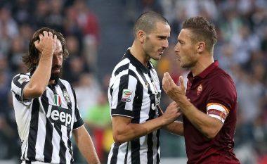 Bonucci për Tottin: Komplimente për gjithçka që ke bërë