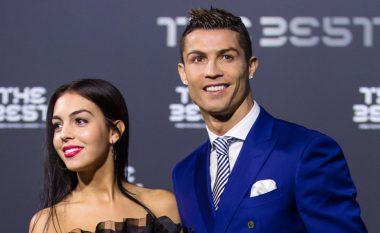 E dashura e Cristiano Ronaldos shtatzënë?! Fotografia e Georginas te doktori nxit sërish dyshime (Foto)