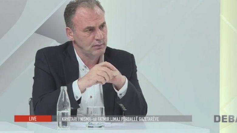 """DEBAT D"": Fatmir Limaj flet për koalicionin PDK-AAK-NISMA (Video)"
