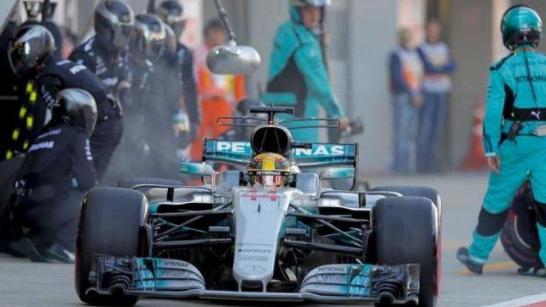 Formula 1 me risi në Çmimin e Madh të Spanjës