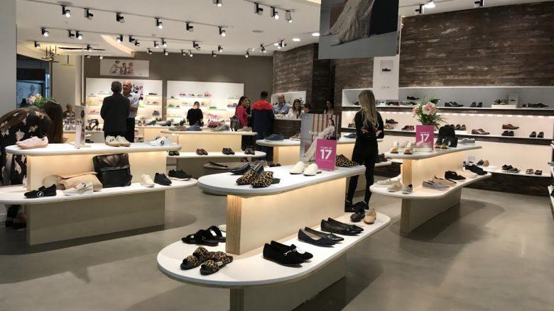 Gentli Shoes fillon zgjerimin në rajon (Foto)