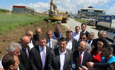 Nis ndërtimi i rrugës me katër korsi Gjilan-Livoç i Ulët me vlerë 2 milionë euro