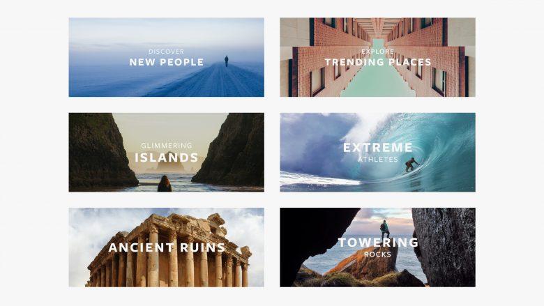 Instagram shton lokacionin dhe storjet në Explore